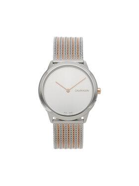 Calvin Klein Calvin Klein Часовник Midsize K3M22B26 Сребрист