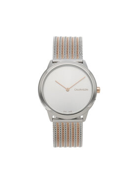 Calvin Klein Calvin Klein Uhr Midsize K3M22B26 Silberfarben