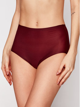 Chantelle Chantelle Culotte taille haute Soft Stretch C26470 Bordeaux