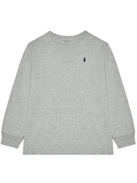 Polo Ralph Lauren Polo Ralph Lauren Majica Ls Cn 322843804005 Siva Regular Fit