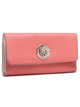 Guess Guess Velká dámská peněženka Belle Isle (VG) SLG SWVG77 44650 Růžová