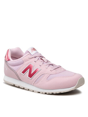 New Balance New Balance Sneakersy YC373GS2 Różowy
