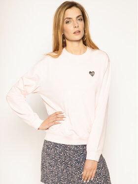 LOVE MOSCHINO LOVE MOSCHINO Bluză W630682E 2124 Roz Regular Fit