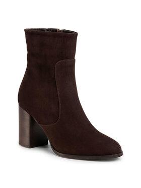 Gino Rossi Gino Rossi Členková obuv 18401 Hnedá