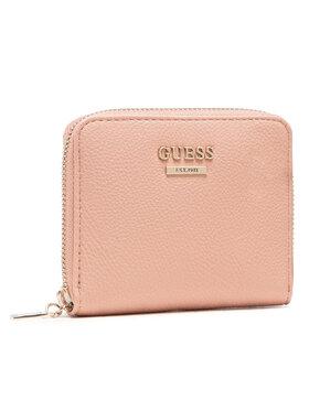 Guess Guess Malá dámska peňaženka Destiny (VG) Slg SWVG78 78370 Ružová
