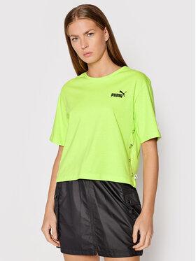 Puma Puma T-Shirt Amplifled 583609 Grün Relaxed Fit