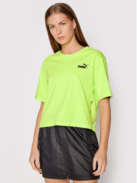Puma Puma T-Shirt Amplifled 583609 Πράσινο Relaxed Fit