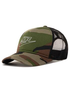 NIKE NIKE Kepurė su snapeliu CU6342 222 Žalia