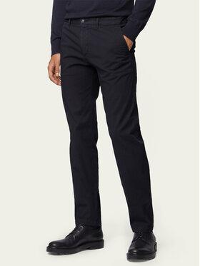 Boss Boss Bavlnené nohavice Crigan3-D 50325944 Čierna Regular Fit