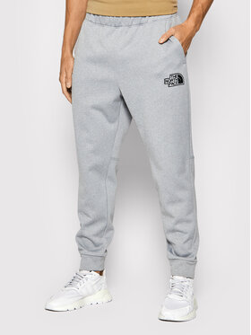 The North Face The North Face Долнище анцуг Exploration NF0A5G9PDYX1 Сив Regular Fit