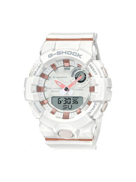 G-Shock G-Shock Zegarek GMA-B800-7AER Biały
