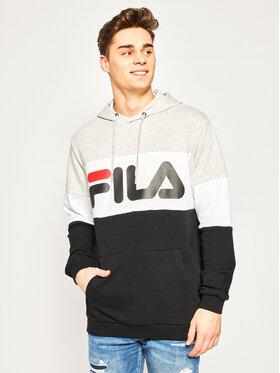 Fila Fila Felpa Blocked 688051 Multicolore Regular Fit
