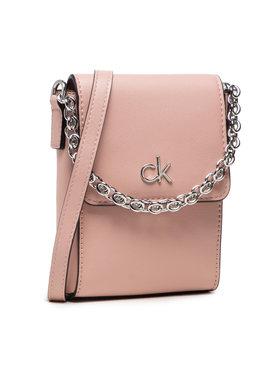 Calvin Klein Calvin Klein Kabelka Ns Mini Bag W/Flap K60K608179 Ružová