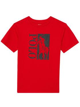 Polo Ralph Lauren Polo Ralph Lauren T-Shirt Ss Cn 323836650003 Κόκκινο Regular Fit