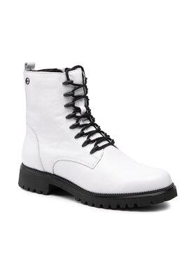Tamaris Tamaris Ορειβατικά παπούτσια 1-25234-27 Λευκό