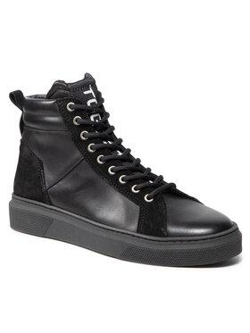 Togoshi Togoshi Kotníková obuv TG-28-07-000382 Černá