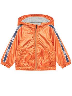 Guess Guess Prijelazna jakna 1RL00 WCMN0 Narančasta Regular Fit