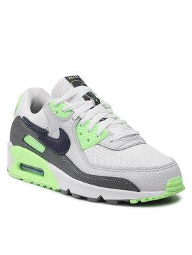 Nike Nike Boty Air Max 90 DJ6897 100 Šedá