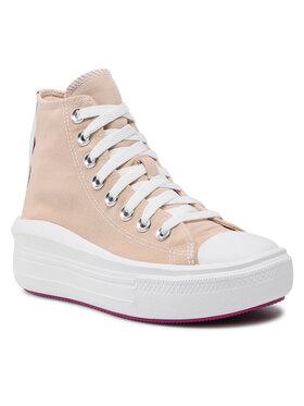 Converse Converse Sneakers Ctas Move Hi 568794C Μπεζ