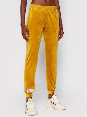 Waikane Vibe Waikane Vibe Sportinės kelnės Honeymoon Geltona Regular Fit