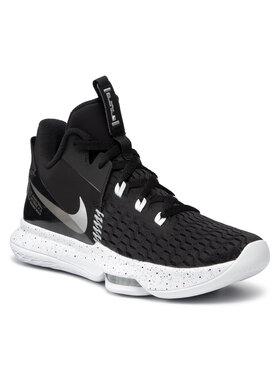 Nike Nike Boty Lebron Witness V CQ9380 001 Černá