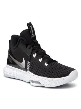 Nike Nike Topánky Lebron Witness V CQ9380 001 Čierna