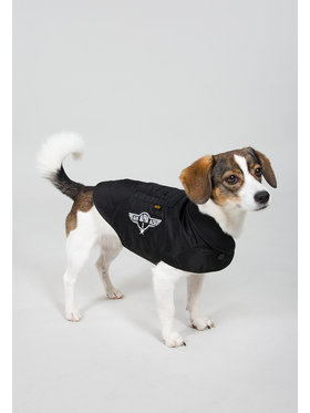 Alpha Industries Alpha Industries Gecă pentru câini 163901 Negru