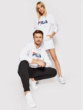 Fila Fila Sweatshirt Unisex 681090 Blanc Regular Fit