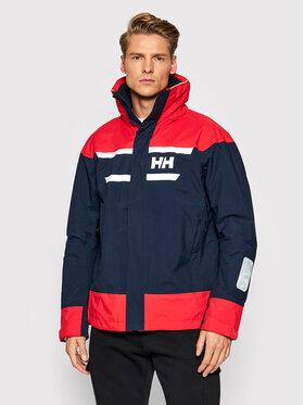 Helly Hansen Helly Hansen Kurtka żeglarska Salt Inshore 30222 Granatowy Regular Fit