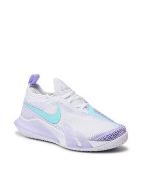 Nike Nike Обувки React Vapor Nxt Hc CV0742 124 Бял