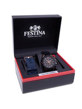 Festina Festina Laikrodis Special Edition '20 20524/1 Tamsiai mėlyna