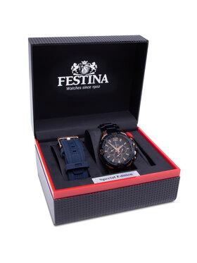 Festina Festina Uhr Special Edition '20 20524/1 Dunkelblau
