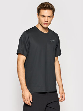 Nike Nike Techniniai marškinėliai Pro Dri-FIT CZ1181 Juoda Standard Fit