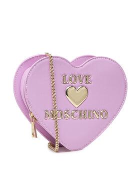 LOVE MOSCHINO LOVE MOSCHINO Torbica JC4167PP1DLF0607 Ružičasta