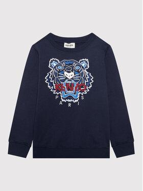 Kenzo Kids Kenzo Kids Bluza K25150 Granatowy Regular Fit