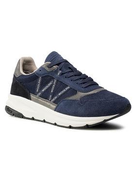 Woolrich Woolrich Sneakersy WFM202.012.4010 Granatowy