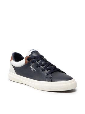 Pepe Jeans Pepe Jeans Sneakers Kenton Class PMS30764 Bleumarin
