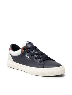 Pepe Jeans Pepe Jeans Sneakers Kenton Class PMS30764 Blu scuro
