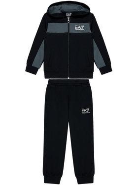 EA7 Emporio Armani EA7 Emporio Armani Sportinis kostiumas 3KBV56 BJ05Z 1200 Juoda Regular Fit