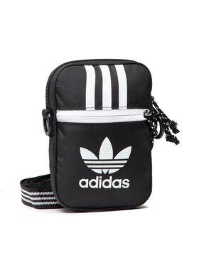 adidas adidas Geantă crossover Ac Festival Bag H35579 Negru