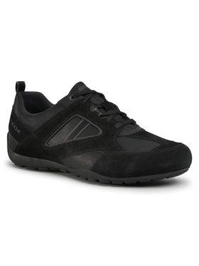 Geox Geox Sneakers U Ravex B U023FB 022ME C9999 Schwarz