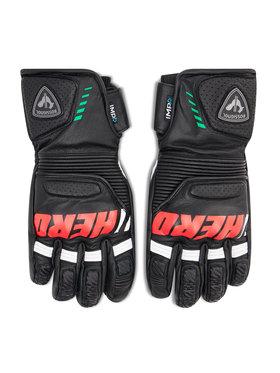 Rossignol Rossignol Lyžiarske rukavice Wc Pro Race Lth Impr G RLIMG09 Čierna