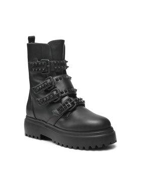 Le Silla Le Silla Ορειβατικά παπούτσια Ranger 6490P020M2MMCHI001 Μαύρο