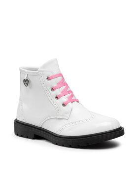 Guess Guess Kotníková obuv FJ7JOS ELE10 Bílá