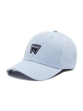 Wrangler Wrangler Šiltovka Logo Cap W0U5U5XVT Modrá
