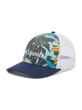 Columbia Columbia Kepurė su snapeliu Punchbowl Trucker CU0252 Tamsiai mėlyna