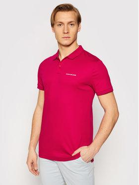 Calvin Klein Jeans Calvin Klein Jeans Polo marškinėliai J30J317439 Rožinė Slim FitSlim Fit