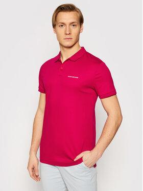 Calvin Klein Jeans Calvin Klein Jeans Pólóing J30J317439 Rózsaszín Slim FitSlim Fit