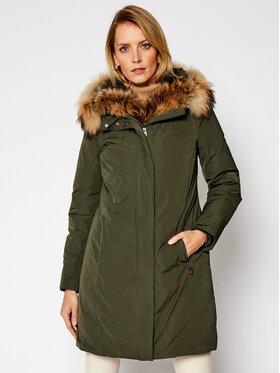 Woolrich Woolrich Hanorac Luxury Boulder CFWWOU0324FRUT0573 Verde Regular Fit