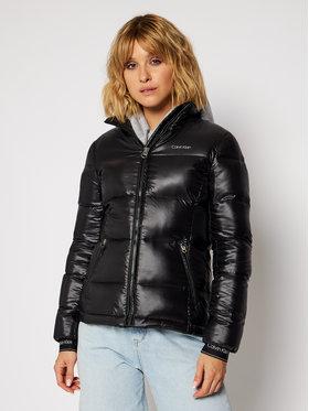 Calvin Klein Calvin Klein Kurtka puchowa Lofty Down K20K202314 Czarny Regular Fit